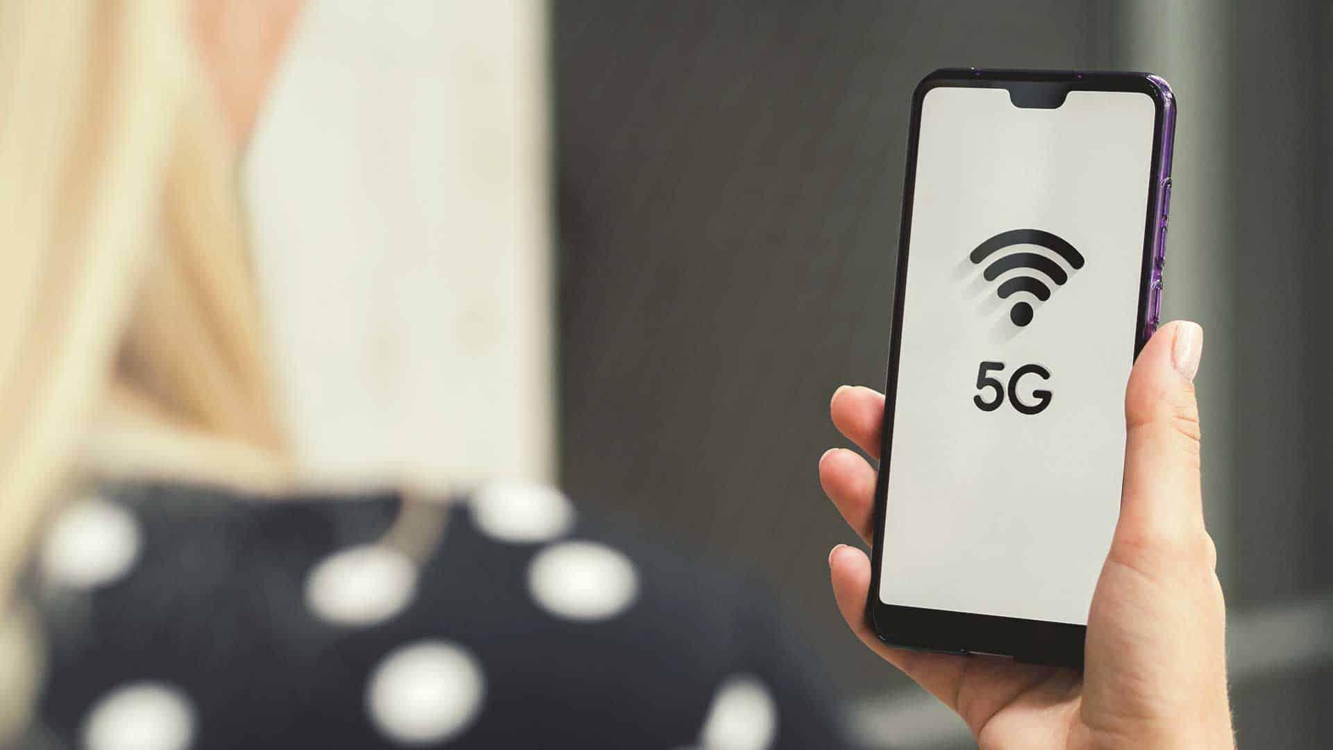 Mobilni 5G telefoni na tržištu