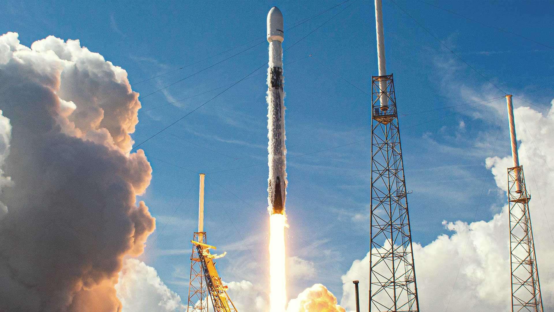 Raketa SpaceX Falcon 9 lansirana u svemir