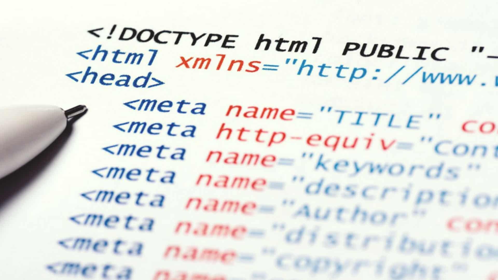 Meta tagovi: podaci o podacima