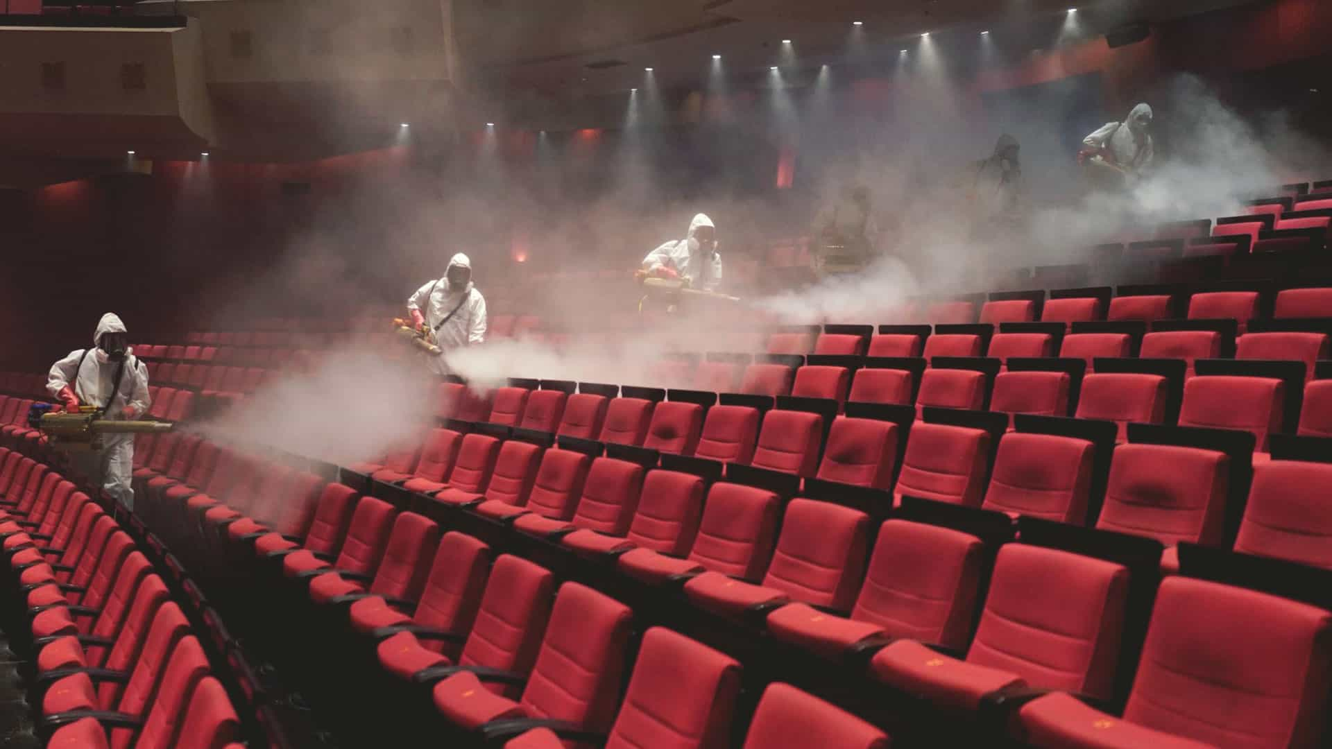 Otvaranje bioskopa i pozorišta 1. septembra