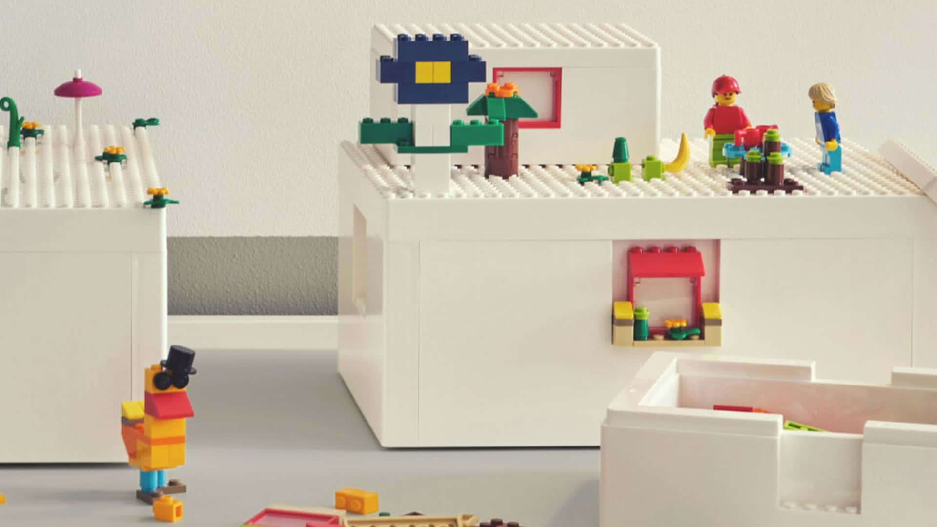 Bygglek kolekcija – Ikea i Lego kolaboracija