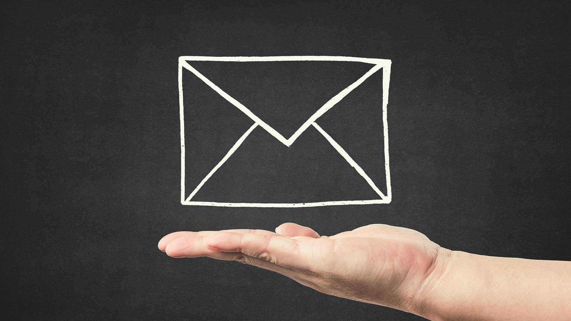 Kako napraviti mejl adresu