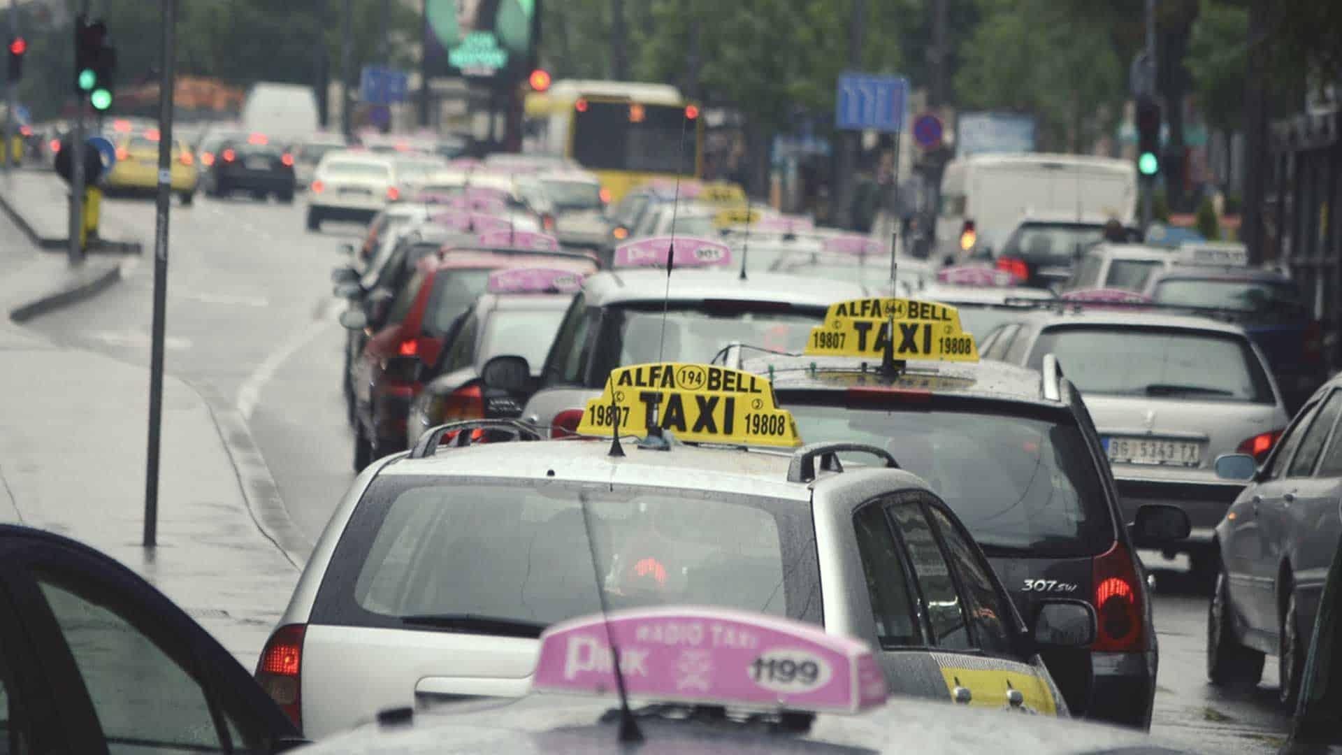 Taksi udruženja Beograd