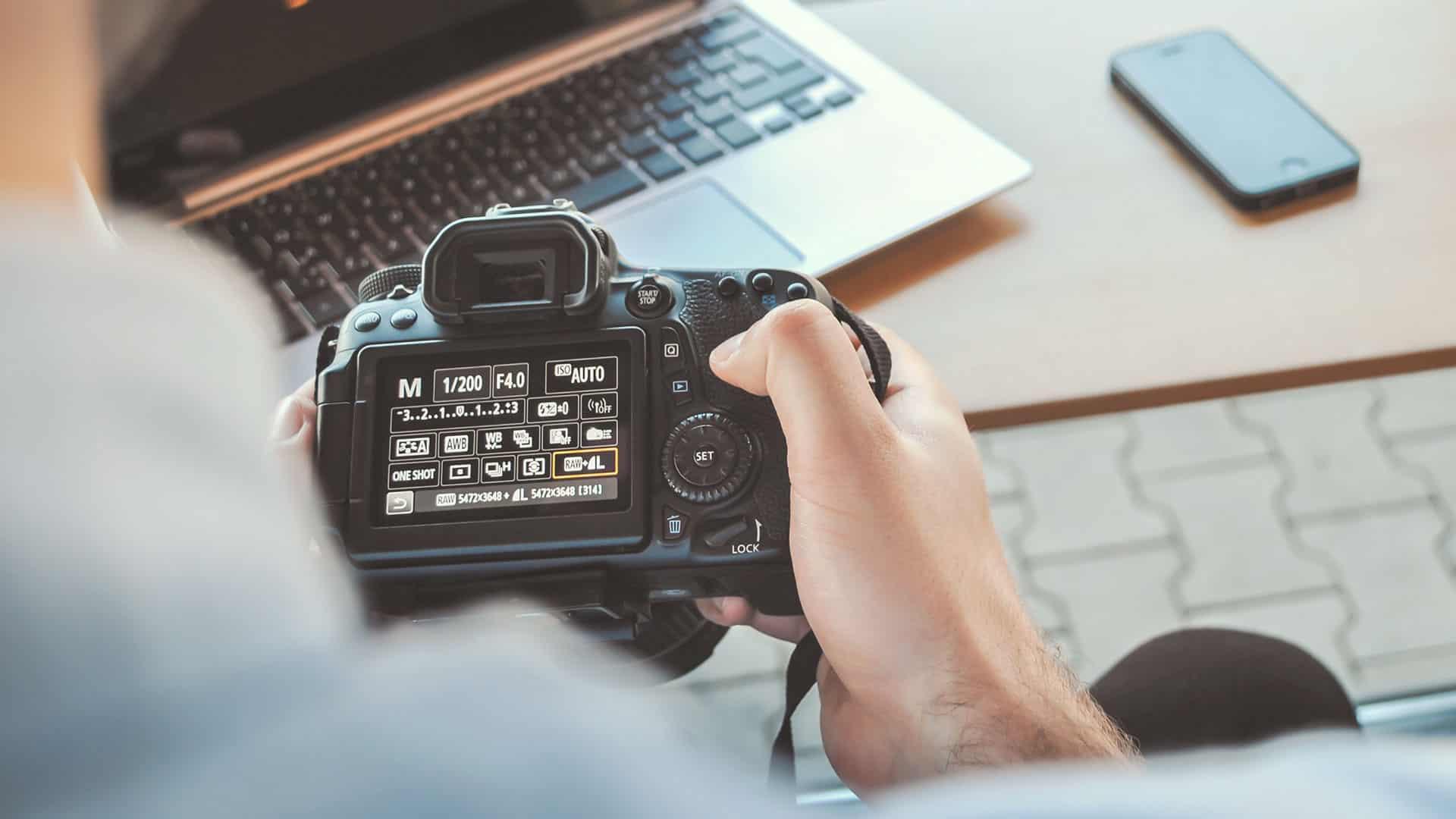 Åta je DSLR fotoaparat?