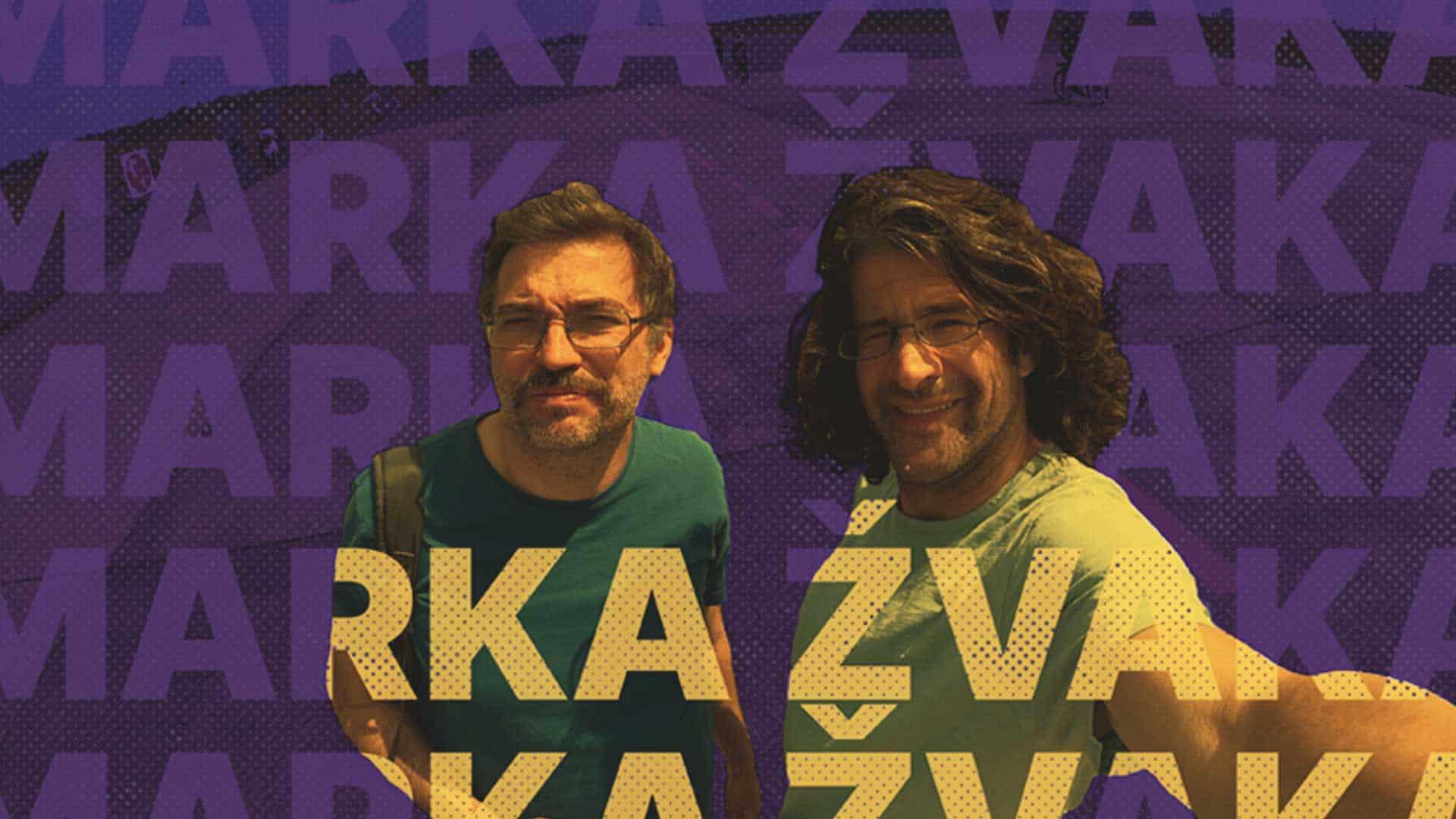 marka žvaka podcast