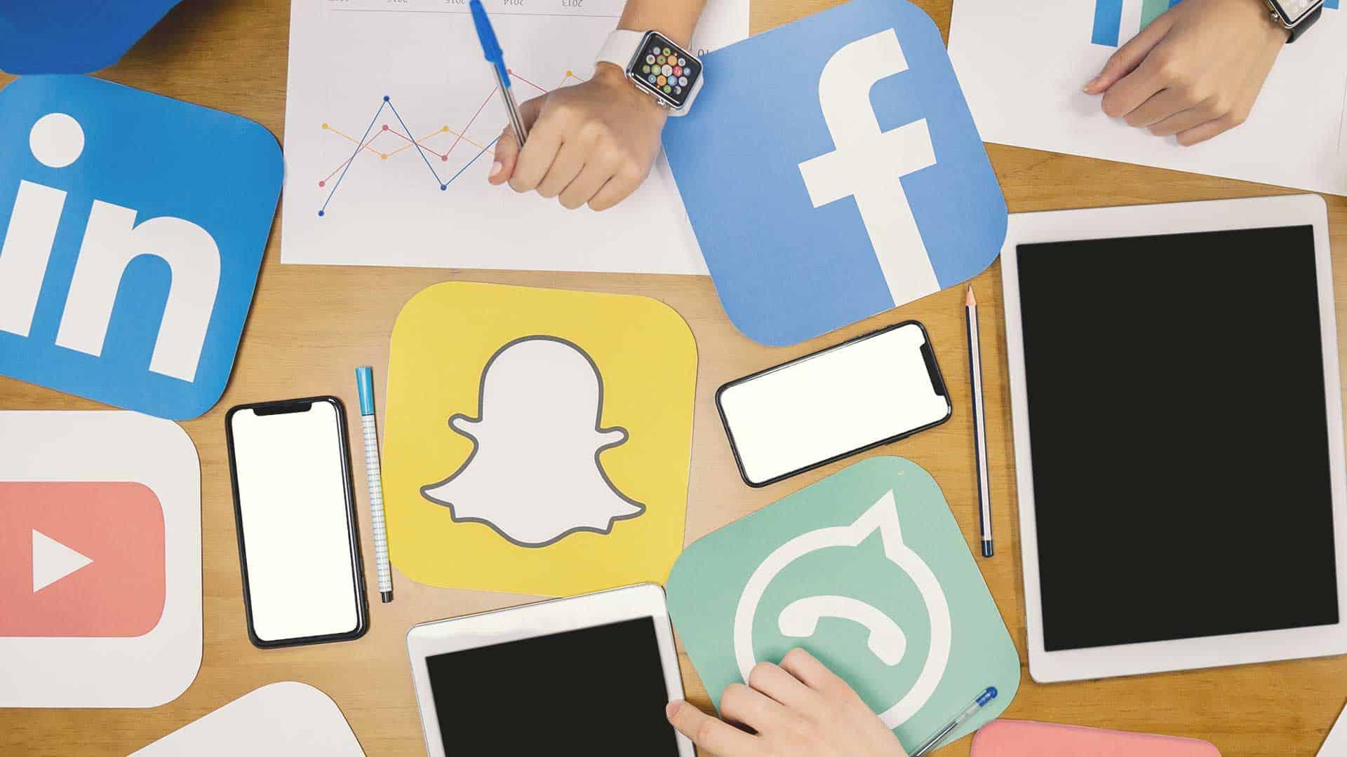 Najpopularnije društvene mreže u Srbiji 2020